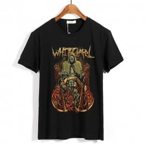 Merch T-Shirt Whitechapel Deathcore Necromancer