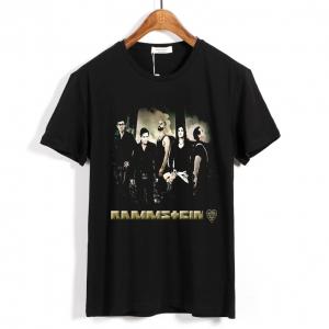 Merch T-Shirt Rammstein Rock Band Best
