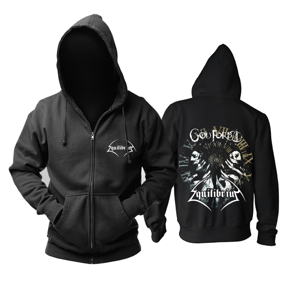Collectibles Hoodie Equilibrium God Forbid Pullover