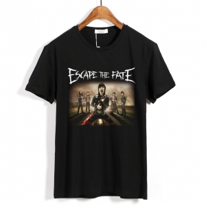 Collectibles T-Shirt Escape The Fate Rock Band