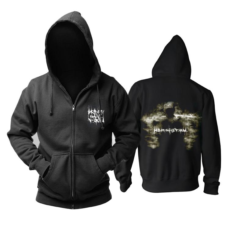 Merch Hoodie Heaven Shall Burn Logo Pullover