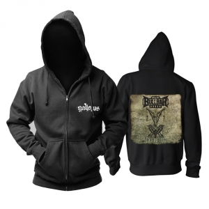 Merchandise Gallows Hoodie Bullbar Black Sweater Pullover
