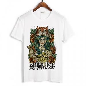 Merchandise T-Shirt Bring Me The Horizon Primitive Girl