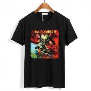 Collectibles T-Shirt Iron Maiden Virtual Xi Black