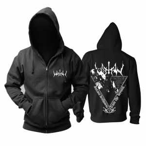 Merchandise Hoodie Watain The Ritual Macabre Pullover