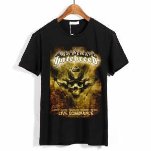 Collectibles T-Shirt Hatebreed Live Dominance