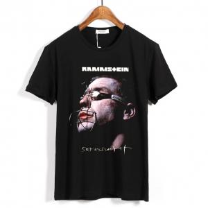 Merch Rammstein T-Shirt Sehnsucht Black