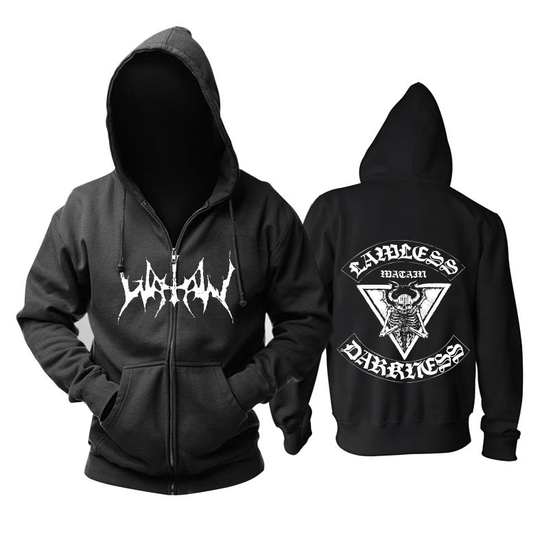 Merchandise Hoodie Watain Lawless Darkness Logo Pullover