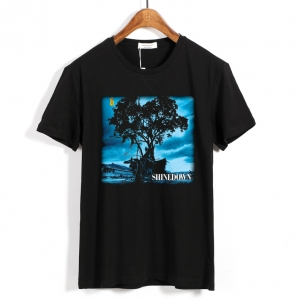 Collectibles T-Shirt Shinedown Leave A Whisper