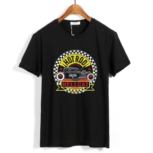Collectibles T-Shirt Hotrod Hellcat Speed Parts