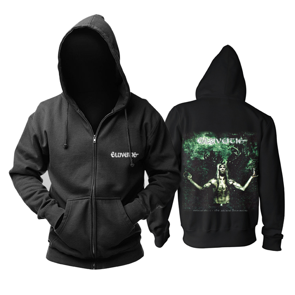 Collectibles Hoodie Eluveitie Evocation I: The Arcane Dominion Pullover
