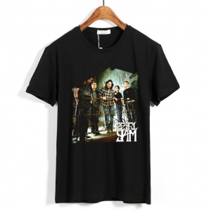 Collectibles Pearl Jam T-Shirt Band Print