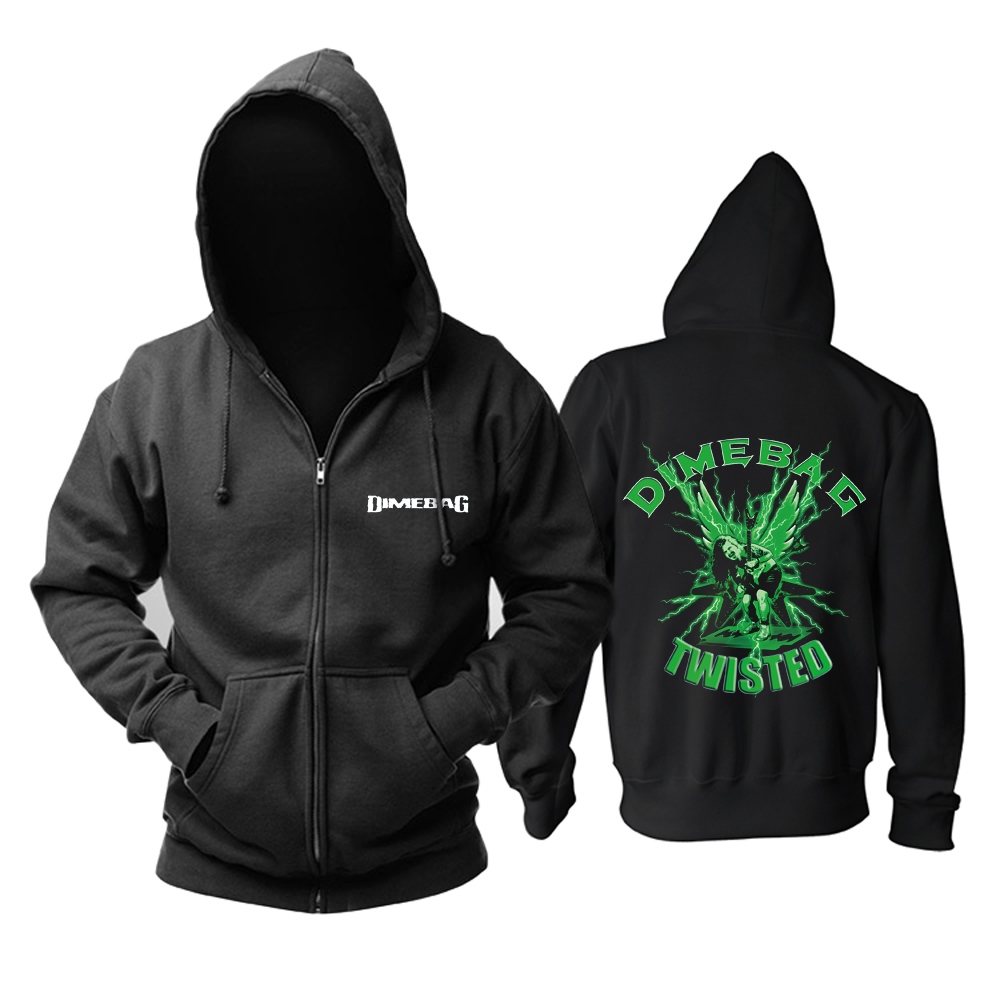 Merch Hoodie Dimebag Darrell Twisted Pullover
