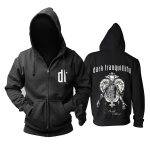Collectibles Hoodie Dark Tranquillity Where Death Is Most Alive Pullover