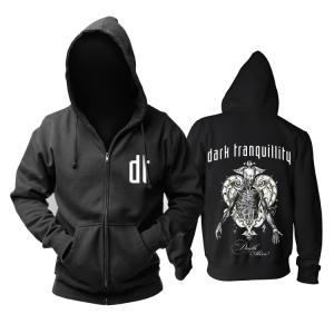 Merchandise Hoodie Dark Tranquillity Where Death Is Most Alive Pullover