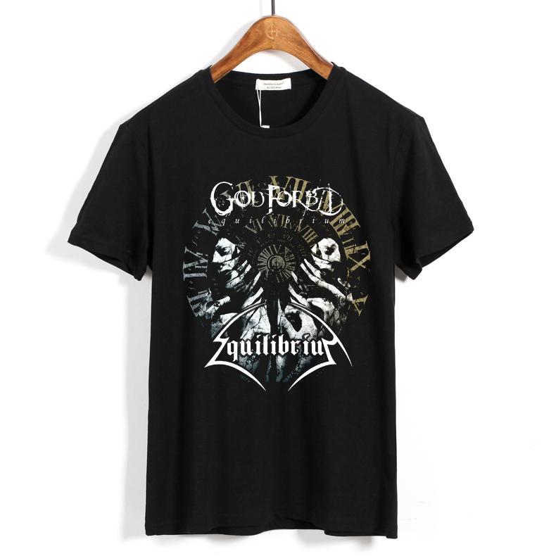 Collectibles T-Shirt Equilibrium God Forbid