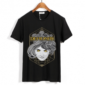 Merchandise T-Shirt Deftones Virgo Black