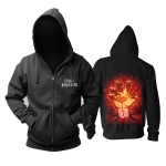 Merch Hoodie Dark Funeral Hand From Hell Pullover