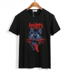 Collectibles T-Shirt Chelsea Grin Wolf Head