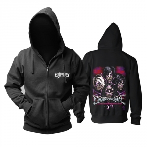 Collectibles Hoodie Escape The Fate This War Is Ours Deluxe Pullover