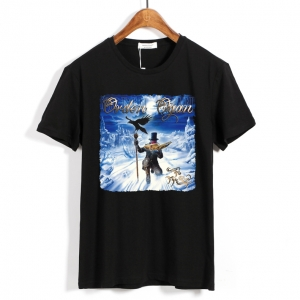 Merch T-Shirt Orden Ogan To The End