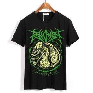 Merch - T-Shirt Revocation Existence Is Futile Black