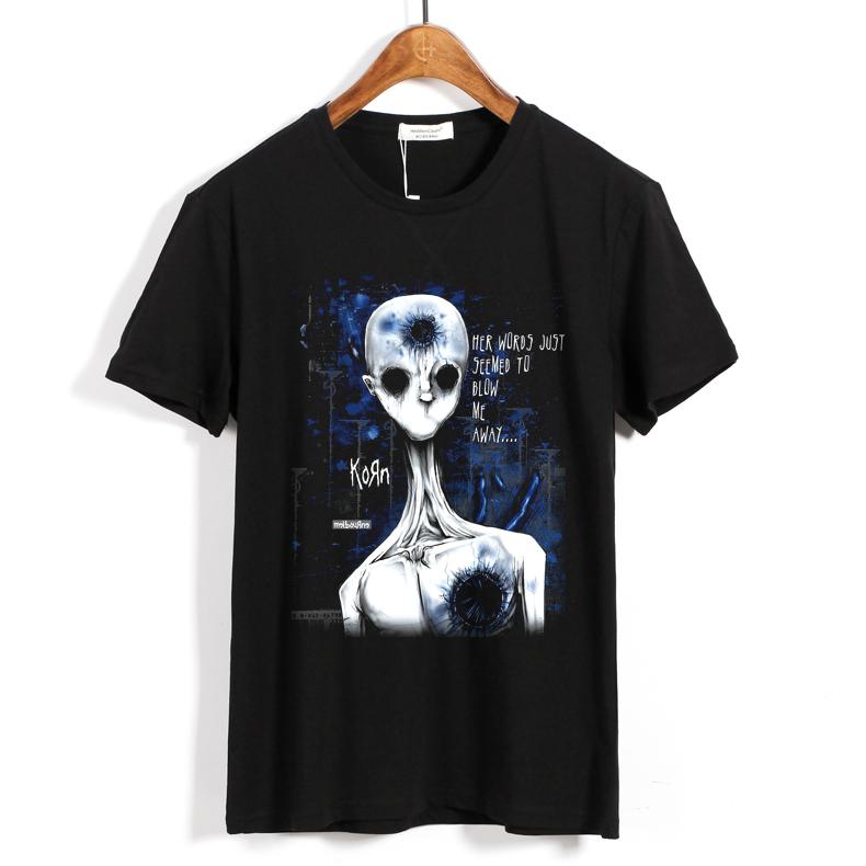 Merch T-Shirt Korn Blow Away Metal