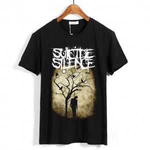 Merchandise T-Shirt Suicide Silence The Hangman