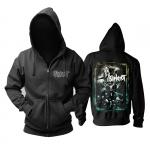 Merch Hoodie Slipknot Iowa Metal Band Pullover