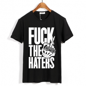 Collectibles T-Shirt Escape The Fate F*Ck The Haters
