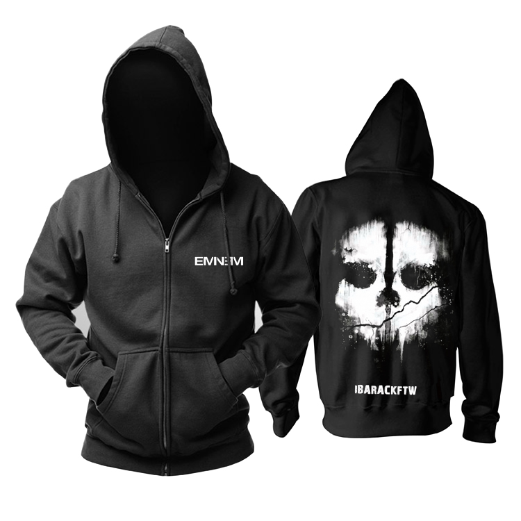 Collectibles Hoodie Eminem Ghosts Survival Pullover