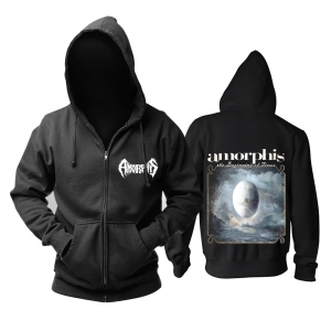 Merchandise Hoodie Amorphis The Beginning Of Times Pullover