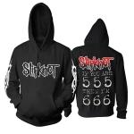Merch Hoodie Slipknot Heavy-Metal Music Pullover