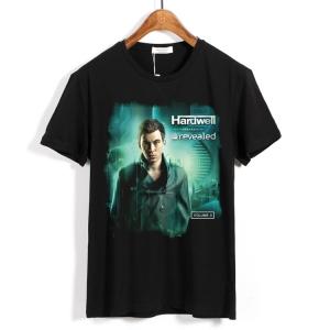 Collectibles - T-Shirt Dj Hardwell Revealed Volume 4