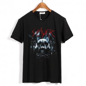 Merch T-Shirt Slayer Not Of The God