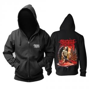 Merchandise - Hoodie Suicidal Angels Bloodbath