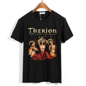 Collectibles T-Shirt Therion Les Fleurs Du Mal