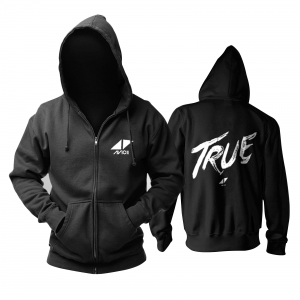 Collectibles - Hoodie Avicii True Logo Black Pullover