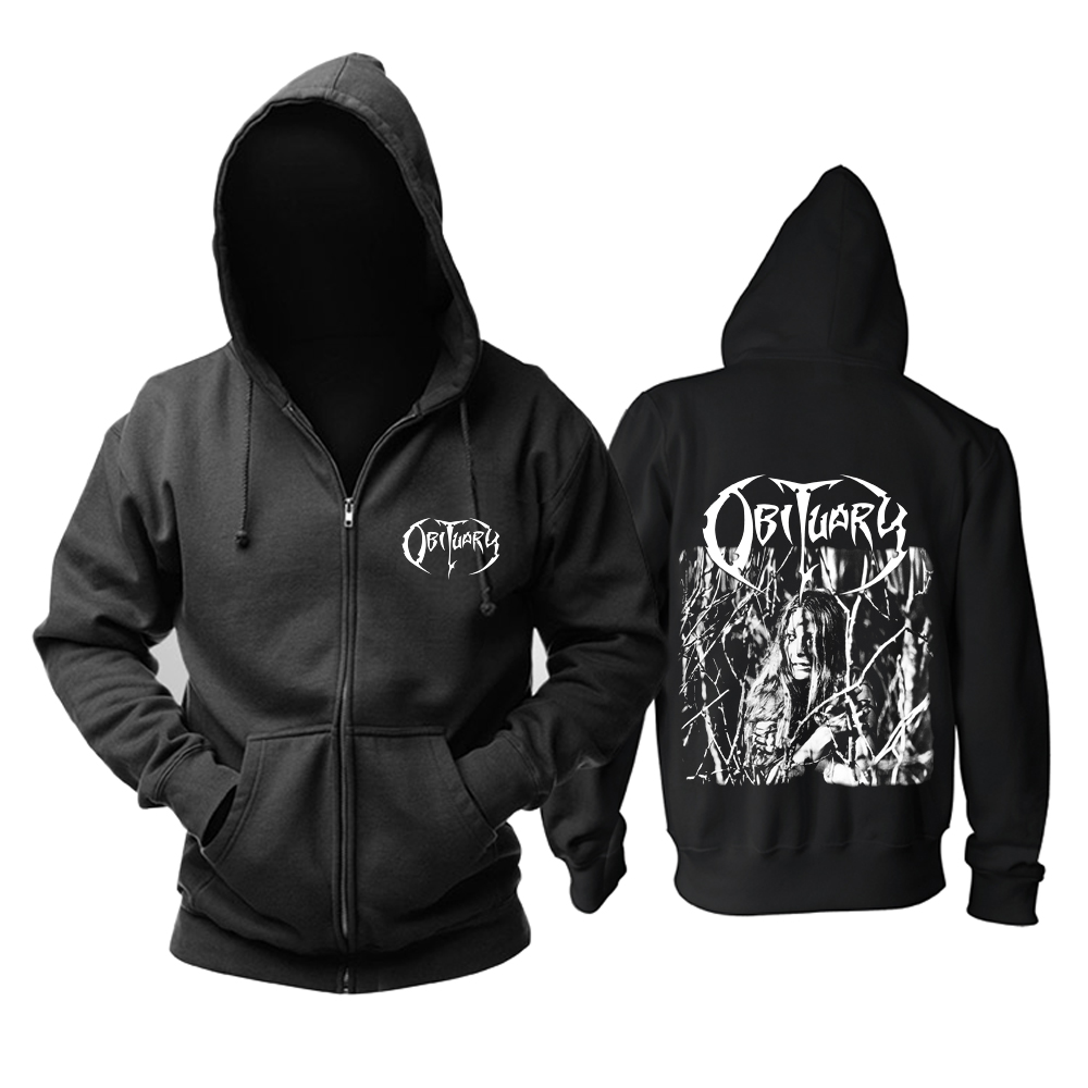 Merch Hoodie Obituary Marilyn Burns Pullover