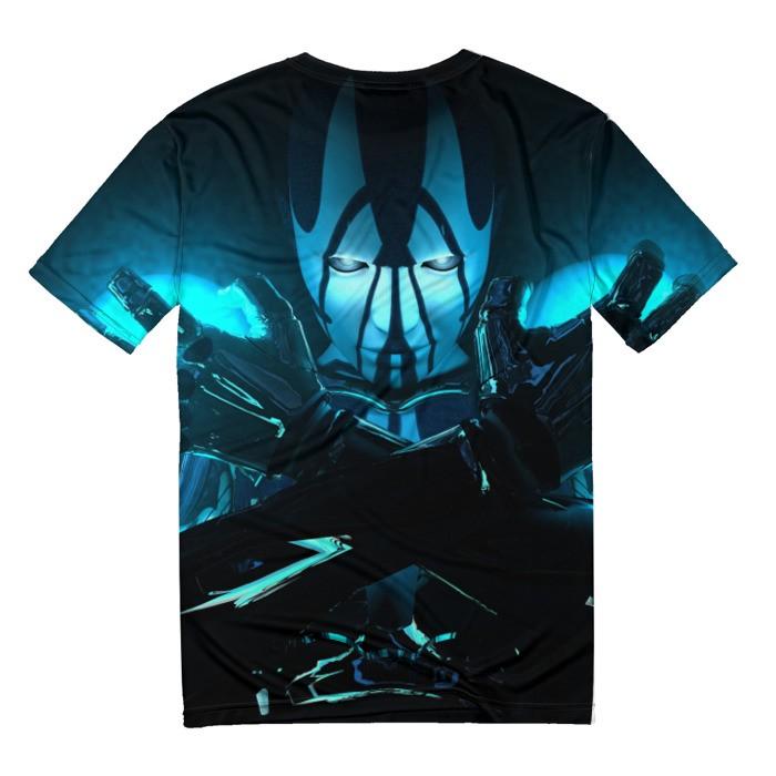 Merch T-Shirt Blue Energy League Of Legends