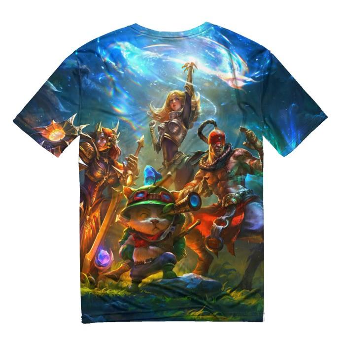 Merchandise T-Shirt Art League Of Legends