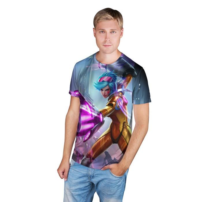 Merchandise T-Shirt Vi Skins League Of Legends