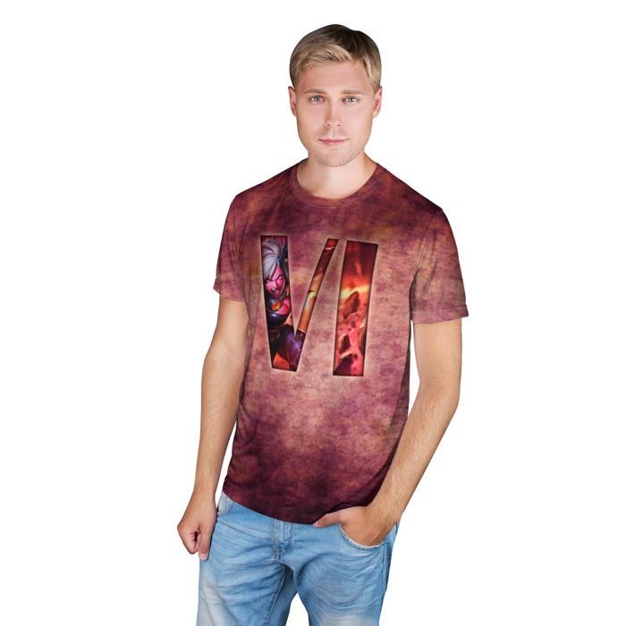 Merch T-Shirt Vi 2 League Of Legends