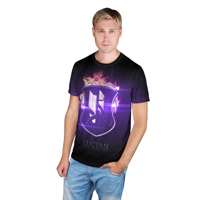 Collectibles T-Shirt Lucian League Of Legends