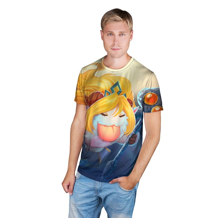 Merchandise T-Shirt Fan Art League Of Legends