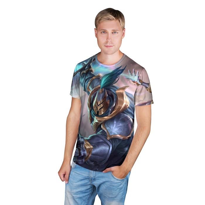 Merch T-Shirt Knight League Of Legends