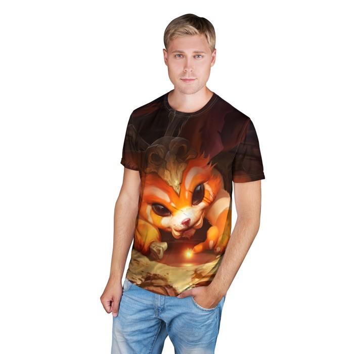Merchandise T-Shirt Web Artgnar League Of Legends