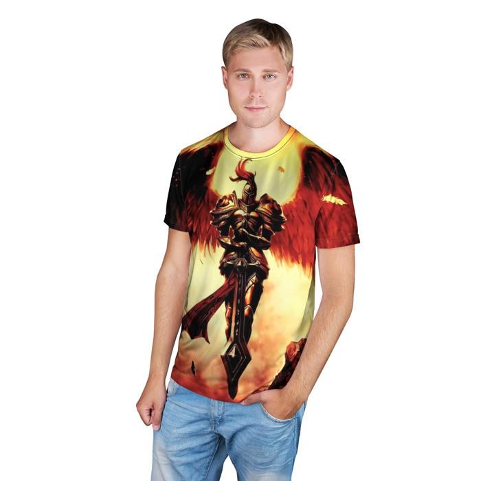 Merchandise T-Shirt Champion League Of Legends Art
