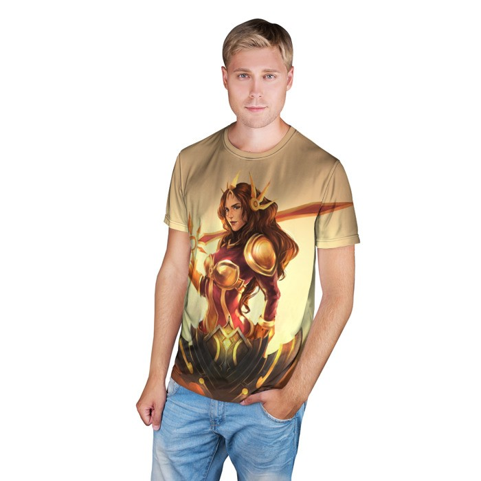 Collectibles T-Shirt Ginger League Of Legends