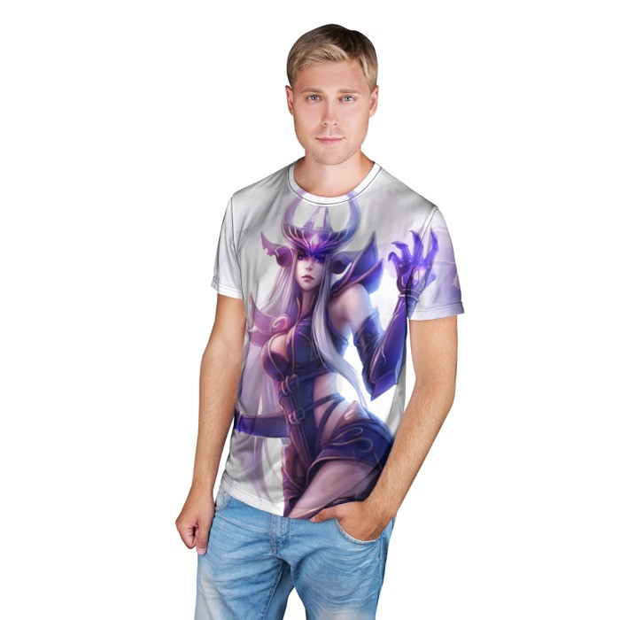 Collectibles T-Shirt Syndra League Of Legends Apparel